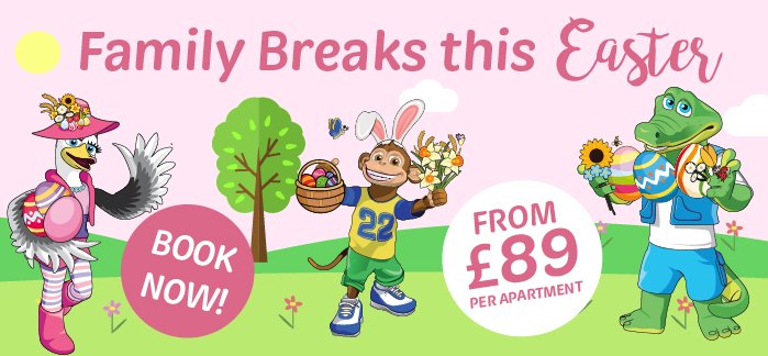 2020 Easter Holidays From £89