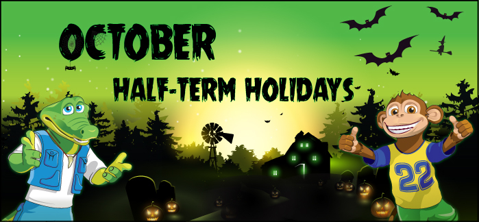 October Half Term from only £149pp.