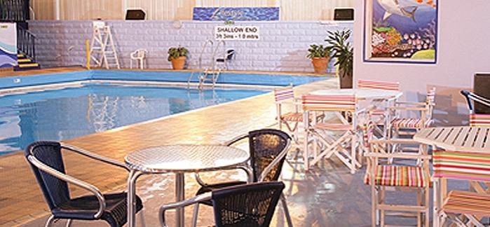 Swimming Pool at Sand Bay