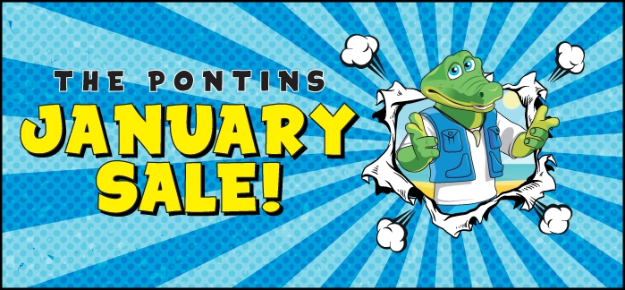 January Sale from only £59 per family!