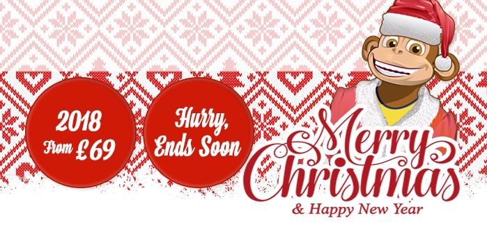 Merry Xmas Sale Now On!