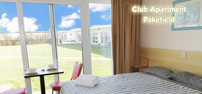 Pakefield Club Apartment