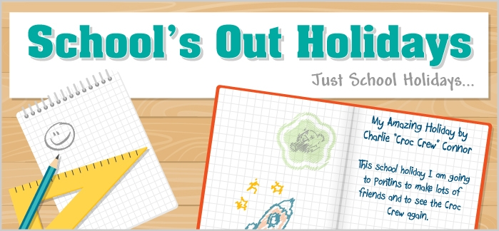 School's Out Holidays from £99 per family!