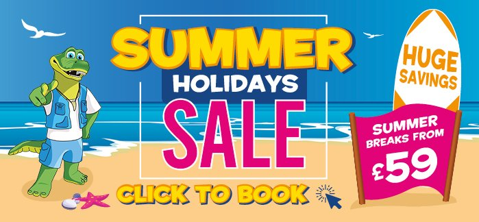 Summer Sale | From £59 Per Family!