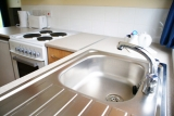 Pontins fitted kitchen