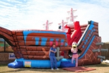 New Inflatable Pirate Ship