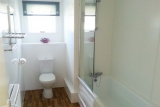 Bathroom and shower room of Pontins Brean Sands bungalow
