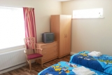 Bedroom 2 of Pontins Brean Sands bungalow