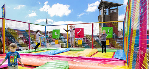 Uk Holiday Park Brean Sands Accommodation