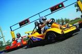 Go Karts at Pontins