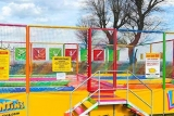 Try out the Trampolines at Pakefield