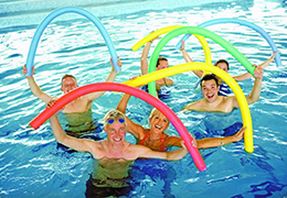 Pakefield holiday park family holidays parks in suffolk - Great yarmouth swimming pool times ...