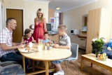 Self catering apartments at Pontins