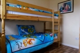 Bedroom 3 at Pontins Southport bungalow