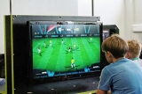Game Zone for the older children