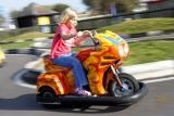 Karting at Pontins