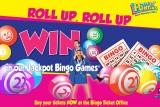 Bingo at Pontins!