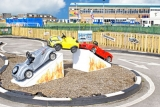 Test your skills on the Pontins Race Track