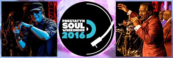 Mitch Ryder, Prestatyn Soul Weekender 2016, Soul Dancers Dancing