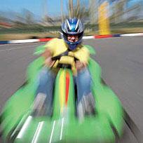 Go Karts at Camber Sands