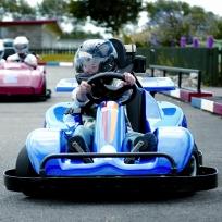Go Karts at Southport Holiday Park