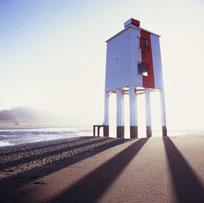 Brean Sands Lighthouse