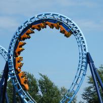 Pleasurewood Hills Rollercoaster Pakefield