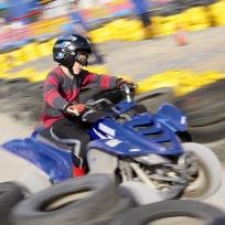 Quad Bikes at Brean Sands Holiday Park