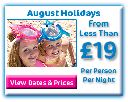 August Holiday Deals
