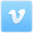 Vimeo logo and link