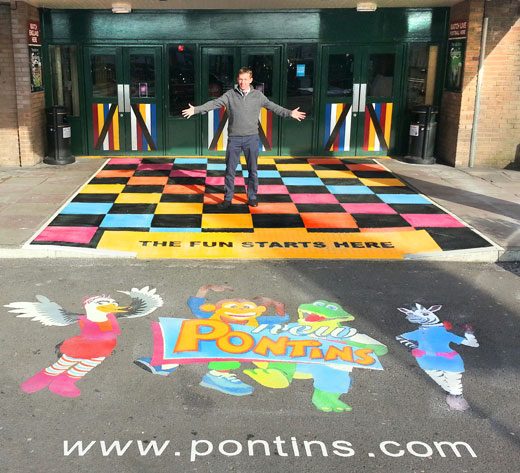 Pontins Southport Welcome