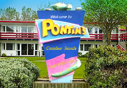 Disabled Facilities Pontins