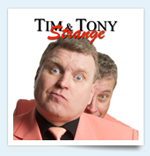 Tim and Tony Strange at Pontins Select Adult Only Holidays.