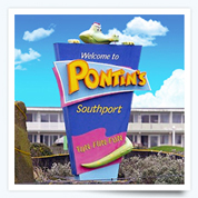 Here's the Pontins Southport Park!