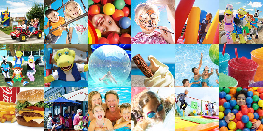We have all these activities and much more at Pontins!