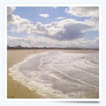 Prestatyn Beach
