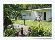 Sand Bay Holiday Park.