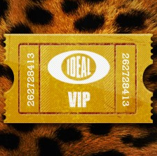 The Ideal Weekender VIP tickets