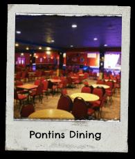 Pontins Dining