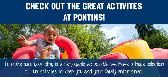 Family activity holidays UK