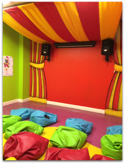 Camber Sands Kids Zone