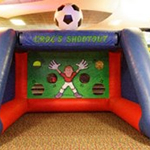 Inflatable Penalty Shoot Out