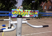 Camber Sands - Urban Gym