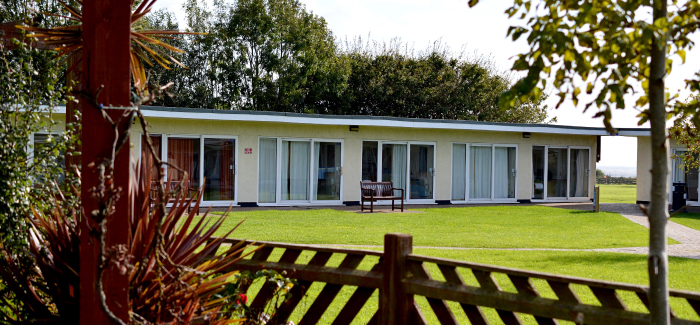 Accommodation at Pontins Pakefield