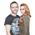 Liberty X's Kevin & Michelle