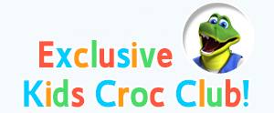 Learn more about Pontins Exclusive Kids Croc Club!