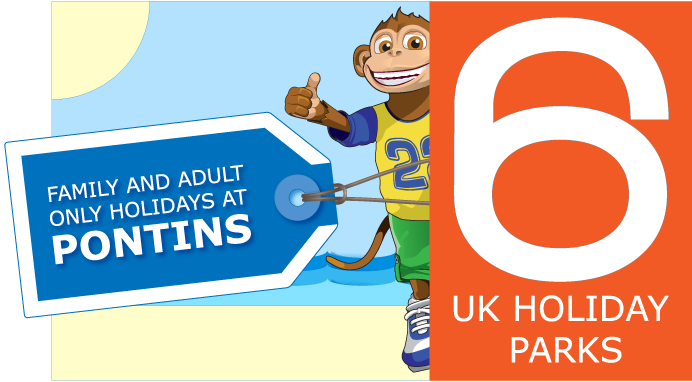 Looking for a great family break? Visit one of our six Pontins UK Holiday Parks!