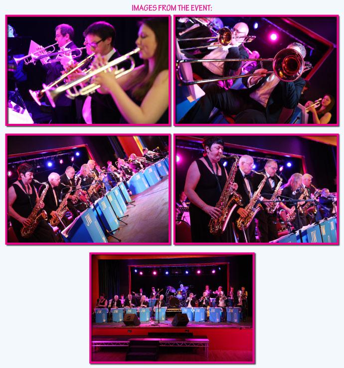 Jonathan Wyatts Big Band