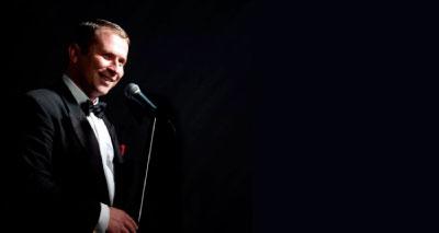 Jay Oxenham as Frank Sinatra