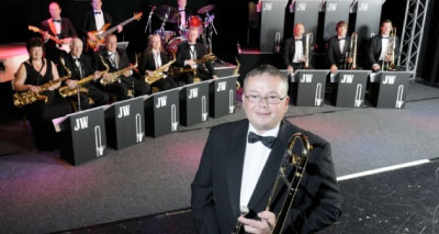 Jonathan Wyatts Big Band